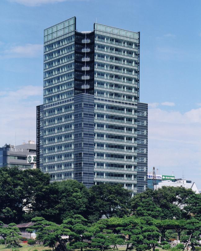 浜松町スクエア
