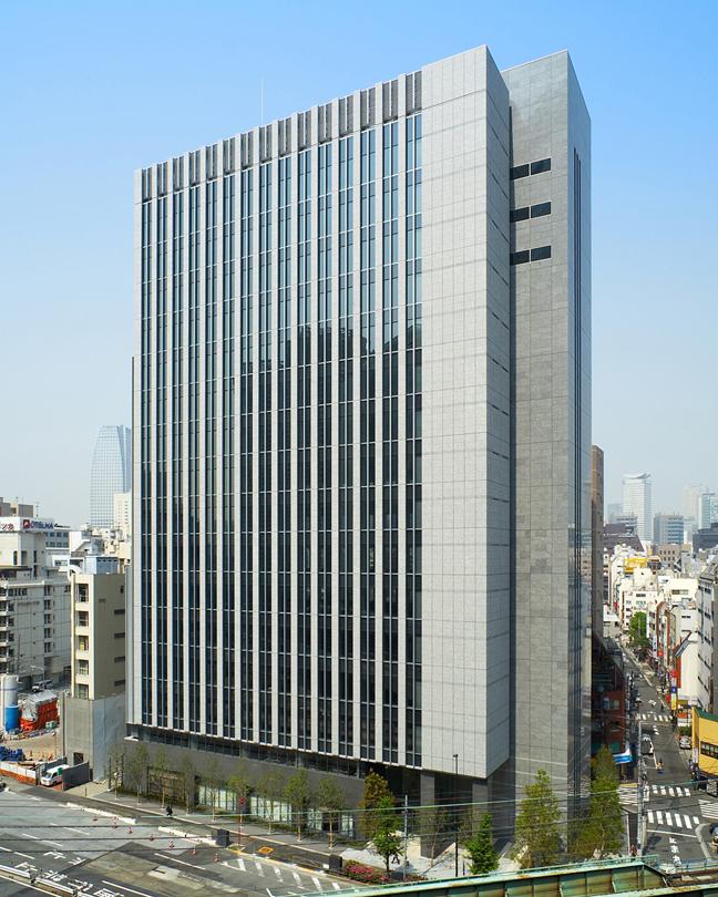 新橋東急ビル